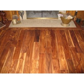 Prefinished Wood Flooring Cleaning   eHow.com
