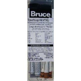 American Home 8mm Pecan Natural Laminate Bruce Hardwood